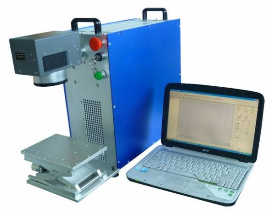 Laser Plotter Marking Machine pictures & photos