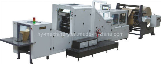 New Hight Speed Paper Bag Making Machine
