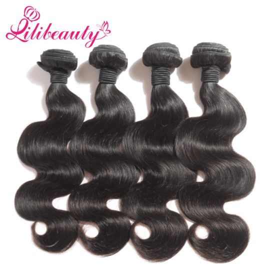 100% Unprocessed Brazilian Hair Extension Body Wave Human Hair pictures & photos