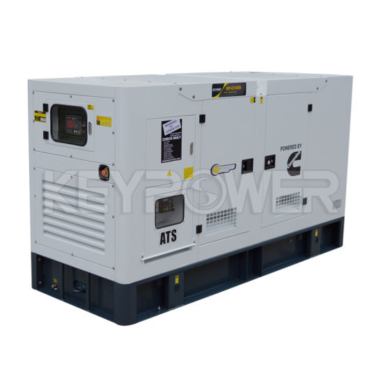 145kw Soundproof Electric Cummins Power Generator Diesel pictures & photos