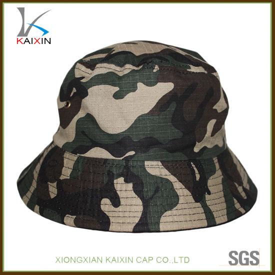 China Custom Blank Camo Military Bucket Hat - China Bucket Hat ... 9892fa855aba
