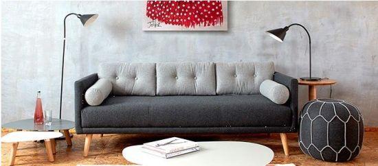 High Quality Fabric Sofa Set For Apartment