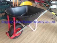 Plastic Heavy Duty Wheelbarrow for Australia Wb8606