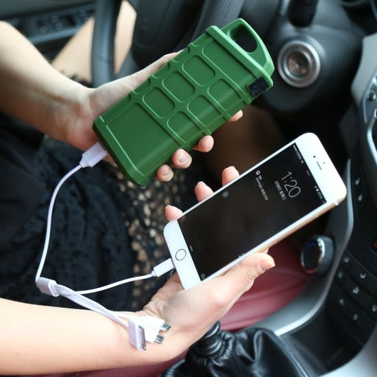 Multi-Function Car Accumulator Jump Starter for Emergency pictures & photos