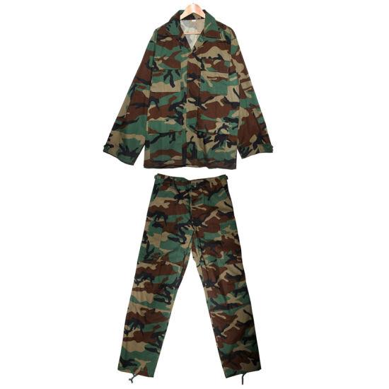 Camouflage Bdu Uniform