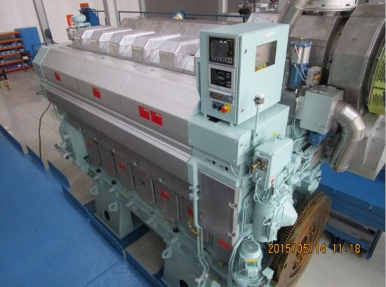 Wartsila 20 Yuchai Four-Stroke Fuel Saving Marine Diesel Engine pictures & photos