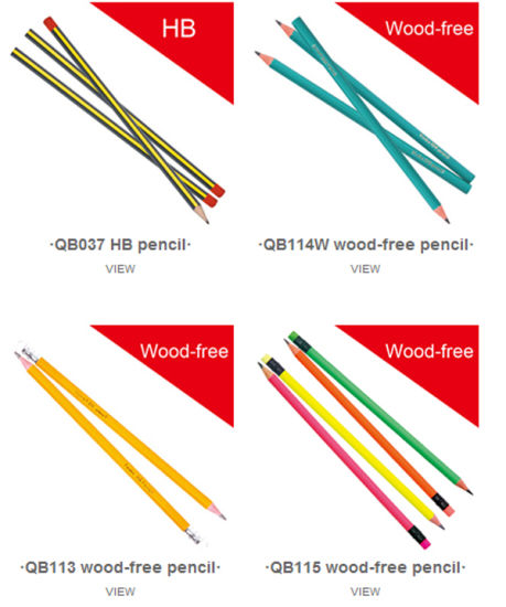 Wood Free Hb Pencil with Cheap Price pictures & photos