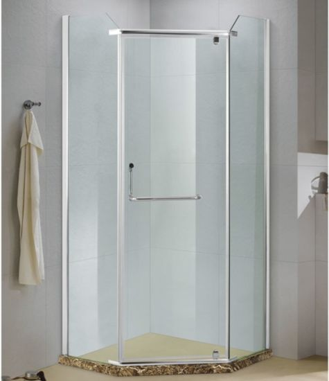 China Russia Cheap Glass Shower Enclosures Factories China Shower