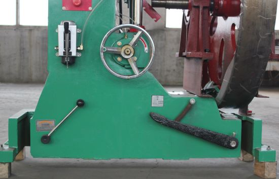 Woodworking Semimatic Band Saw with Carriage pictures & photos
