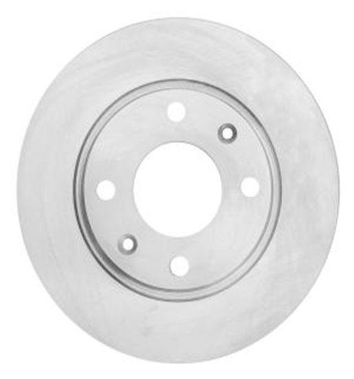 China Auto Brake Systems Brake Disc For Chevrolet Lova 96549782