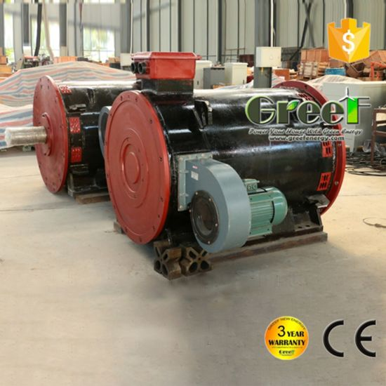 3MW Permanent Magnet Synchronous Generator with AC Three Phase Output pictures & photos