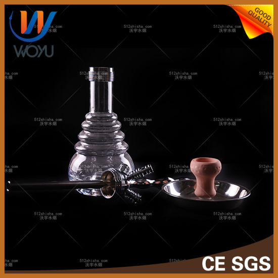 Glass Bottle Craft Shisha Smoke Wate Pipe High Quality Hookah pictures & photos