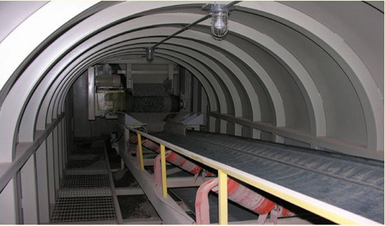25km High Performance TBM-Purpose Steel Cord Conveyor Belt pictures & photos