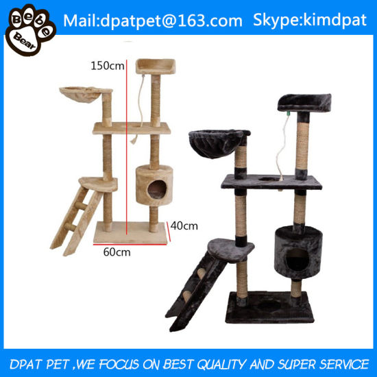 Wholesale China Cat Tree Pet Products From Dpat Factory