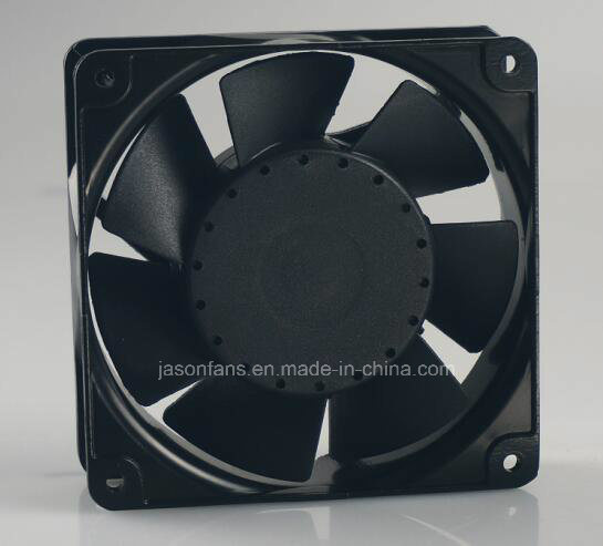 Panel Cooling 220V Axial Fan Blower Fan Ball Bearing (FJ12032AB) pictures & photos
