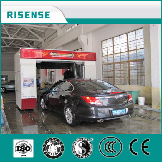 CF-350 Rollover Car Wash Machine pictures & photos