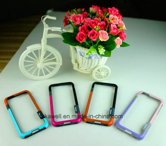 Mobile Phone Accessories PC+TPU Waterproof Cell/Mobile Phone Cover Case for iPhone 6 6s Waterproof Case pictures & photos