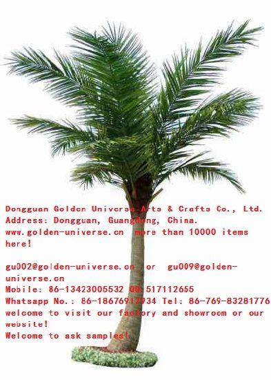 High Quality of Artificial Coco Palm Tree of Gu5435003362361344793452 pictures & photos