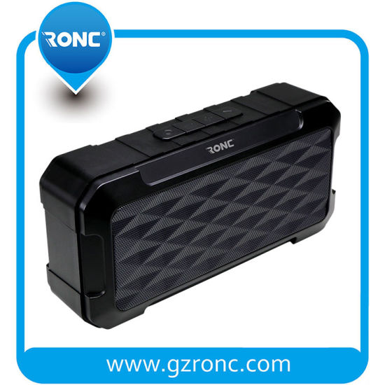 High Power 5W V5.0 Handsfree Stereo Blue Tooth Speaker FM Radio Portable Wireless Bluetooth Speaker pictures & photos
