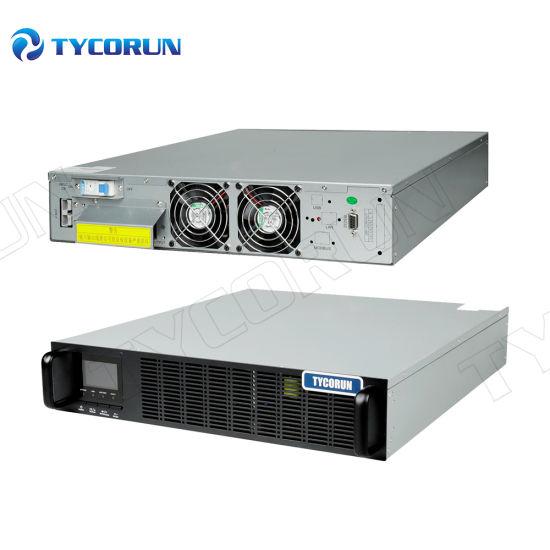 Tycorun 1kVA-10kVA Rack Mount Online Uninterrupted Power Supply UPS for It Cabinet, Data Center
