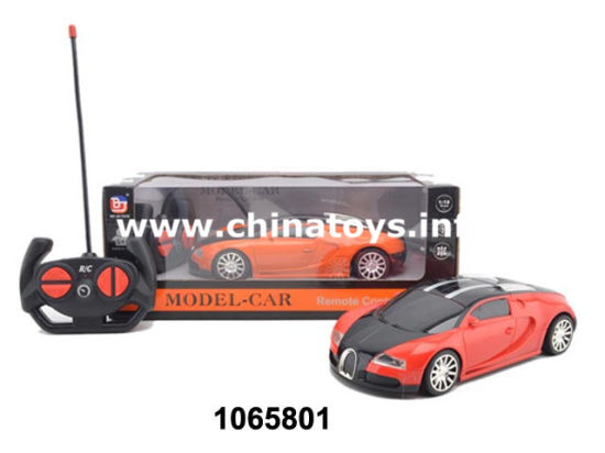 Remote Control Car 4-CH R/C Car Toy (297429) pictures & photos