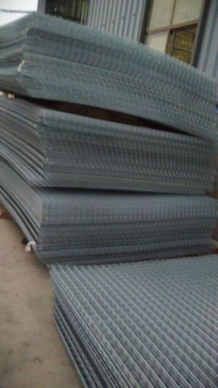 Electro Galvanized Welded Mesh pictures & photos
