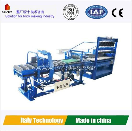 Automatic Brick Cutting Machine From China
