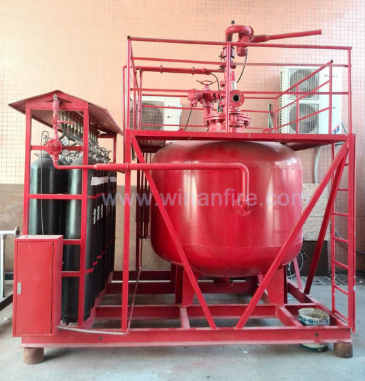High Quality Dry Powder System for Fire Fighting Protection pictures & photos