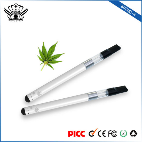 Wholesale Bud (S) -H 0.5ml No Leakage Refillable Cartridge Cbd Oil Vape Pen E Cigarette pictures & photos