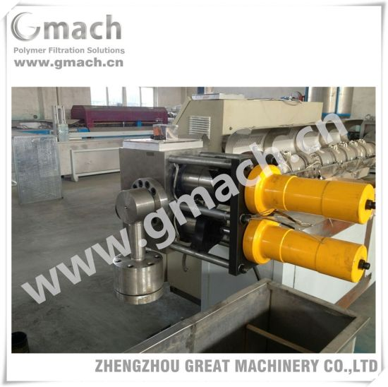 Double Piston Large Capacity Screen Changer for Pet Monofilament Extrusion Line pictures & photos