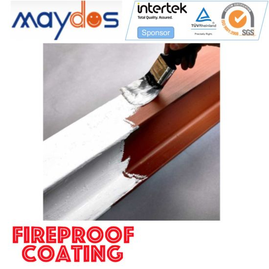 Maydos Fire Protection Steel Fireproof Coating