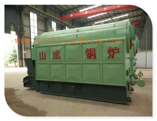 China Single Drum Coal Fired Hot Water Boiler Civilian Residential ...