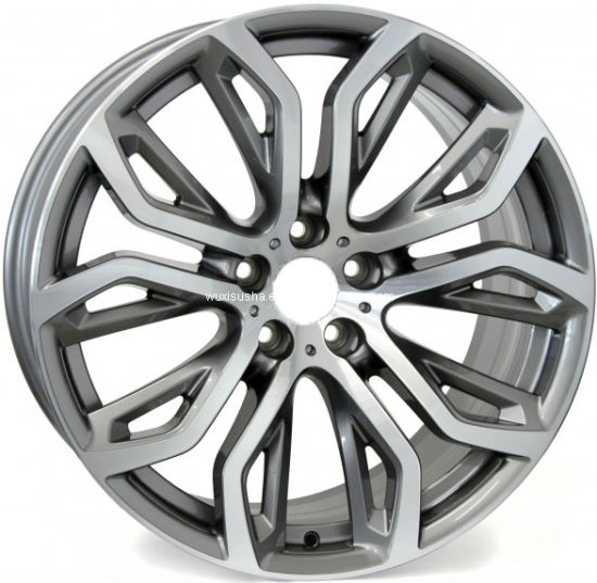 China 20 And 21 Replica Rims For Bmw X5 X6 China Aluminum Alloy Wheels Auto Wheel For Car Suv