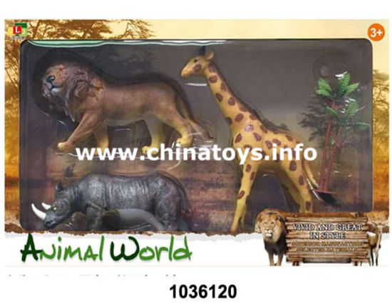 The Latest Soft Plastic Animal Toys (1036122) pictures & photos