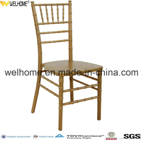 Low Price Factory Wood Used Chiavari Banquet Chair for Sale pictures u0026 photos  sc 1 st  Qingdao Welhome Co. Ltd. & China Low Price Factory Wood Used Chiavari Banquet Chair for Sale ...