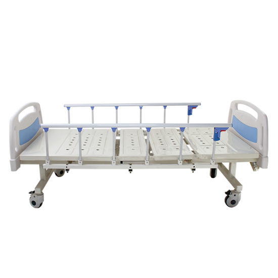 Wholesale Kinds of Manual Two Crank Patient Medical Clinic Hospital Bed