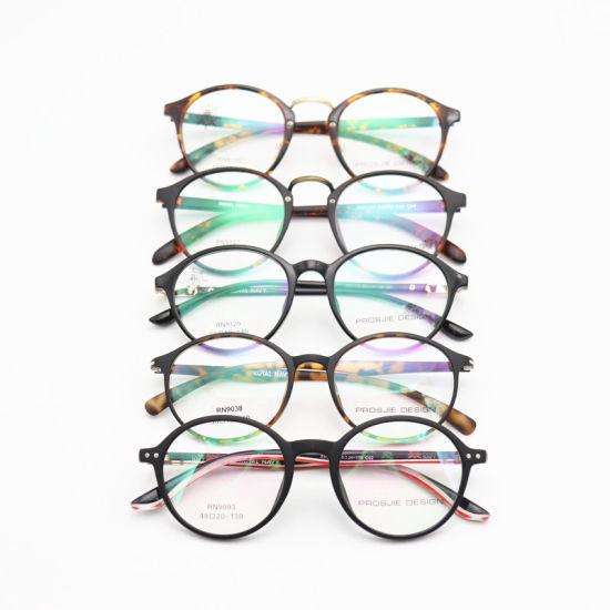 New 2019 Tr90 Eyeglass Frame Wholesale Ultralight Frame