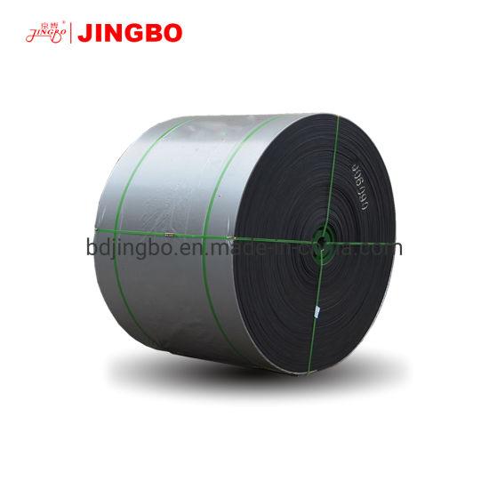 Nn Flat Conveyor Belt /Nylon Endless Rubber Belt