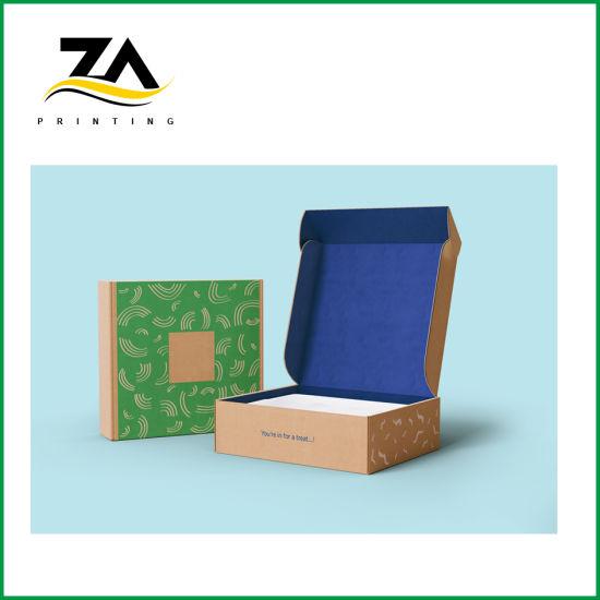Factory Price Custom Printed Logo Corrugated Shipping Box