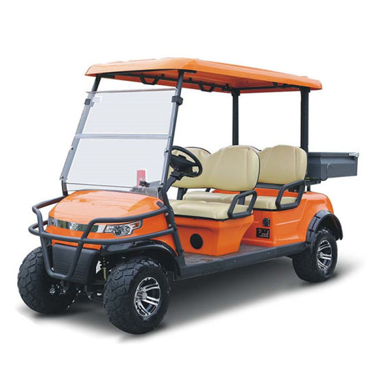 2018 New Design 4 Seater Electric Vehicle Hunting Cart New Model (DH-C4-8)
