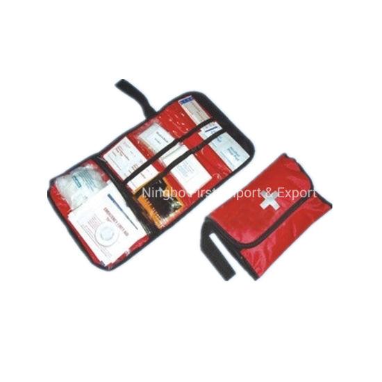 Travel Emergency Medical Bag First Aid Kit for Resuscitation (DFFK-021)