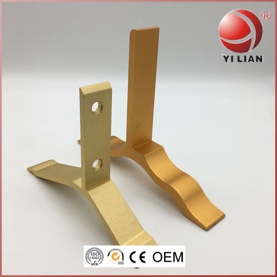 Custom CNC Machining Part Aluminium Profile Accessories Deep Processing pictures & photos