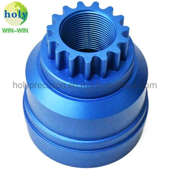 OEM Not-Standard Custom CNC Machining Aluminum Part for Aluminum 6061/7075