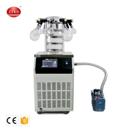 Industrial Lyophilizer Vacuum Freeze Dryer with Best Price