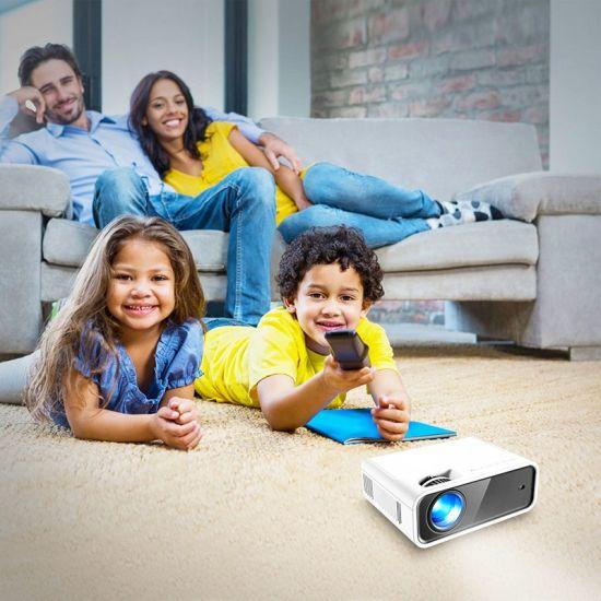 Christmas Children Present Mini Portable Home Theater LED Laser Light Projector