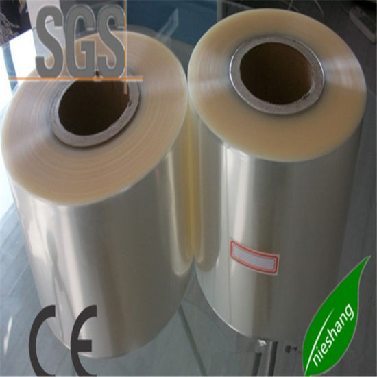 Matte/Glossy CPP OPP BOPP Plain Film pictures & photos