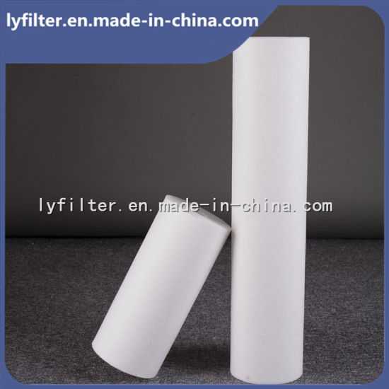 20 Inch Melt Blown PP Water Filter Cartridge Element with 1 Micron