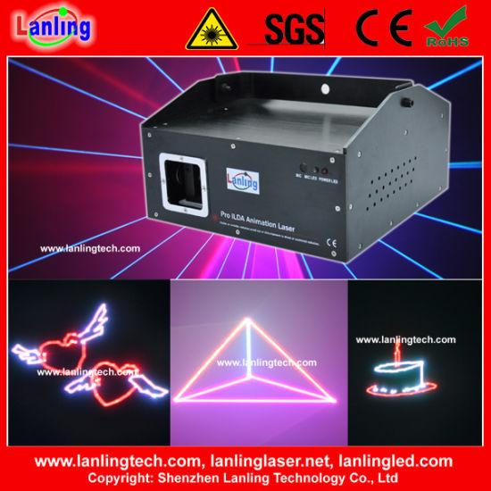 High Quality Manufacturer Colorful Disco DJ RGB Laser Light