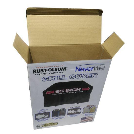 Bige Cute Recycled Paper Cardboard Carton Car Cover Box