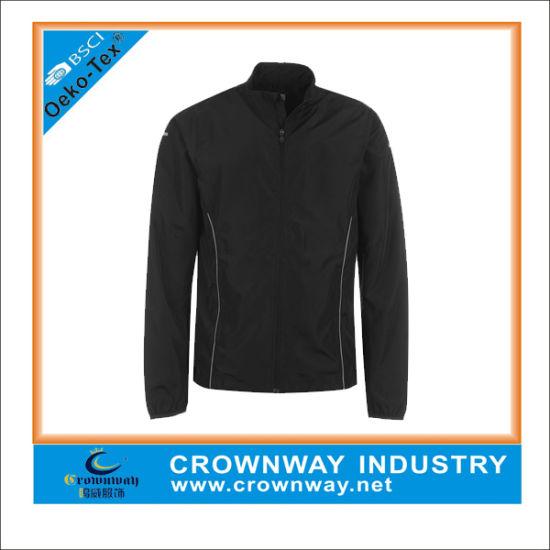 Custom Long Sleeve Sport Running Jersey Jacket